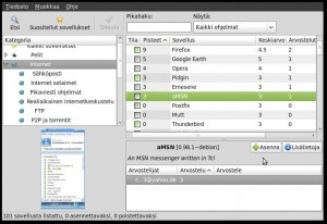 Linux Mintin ohjelmien hallinasta löytyy runsaasti erilaisia nettiohjelmia, esimerkiksi useita eri nettiselaimia muun muassa Firefox, Opera sekä sähköpostiohjelmia, latausohjelmia, messenger sekä paljon muita hyödöllisiä ohjelmia. Kaikki Nettiohjelmat muutaman klikkauksen takana!