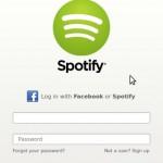 Spotify Linux login