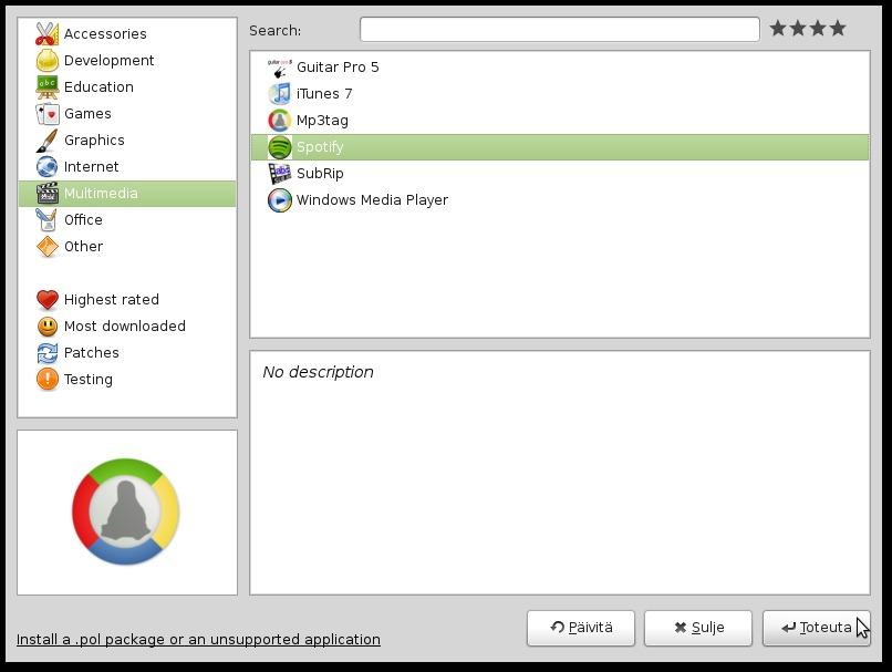 Spotify Linux - Linux Mint Käyttöohjeita