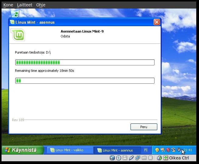 Mint4Win - Linux Mint Käyttöohjeita
