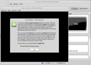 Linux Virtualbox ja Kernel Virhe on korjattu, Nauti VirtualBoxista.  VirtualBoxin ytimeen moduuli on automaattisesti asennettuna järjestelmään, kun asennat VirtualBoxin.  Lisätietoja Linux Virtualbox ja Kernel asia Englanniksi