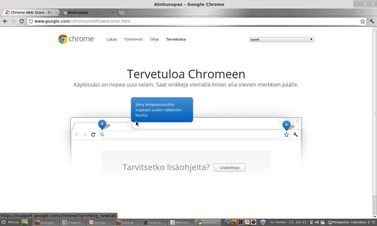 Google chrome suomi download