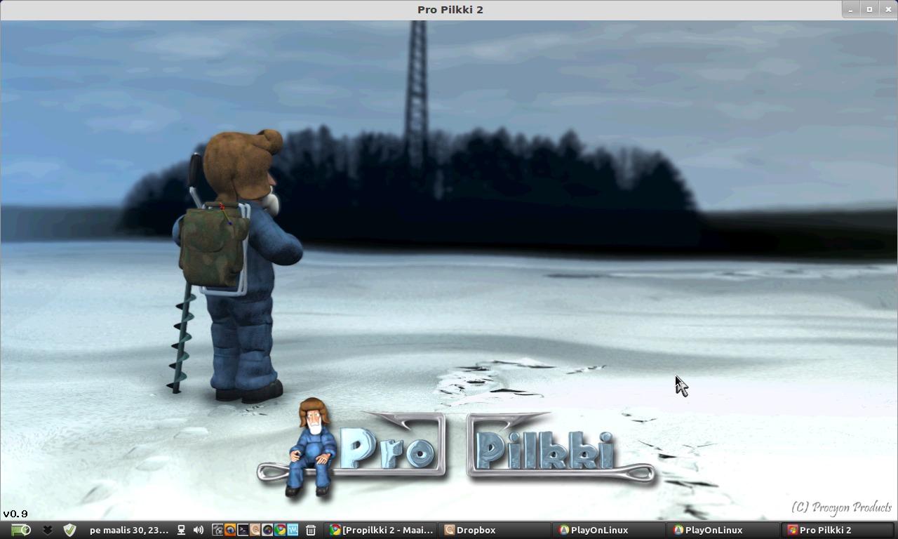 Pro pilkki pelin linux asennus linux mint k ytt ohjeita for Ice fishing games free