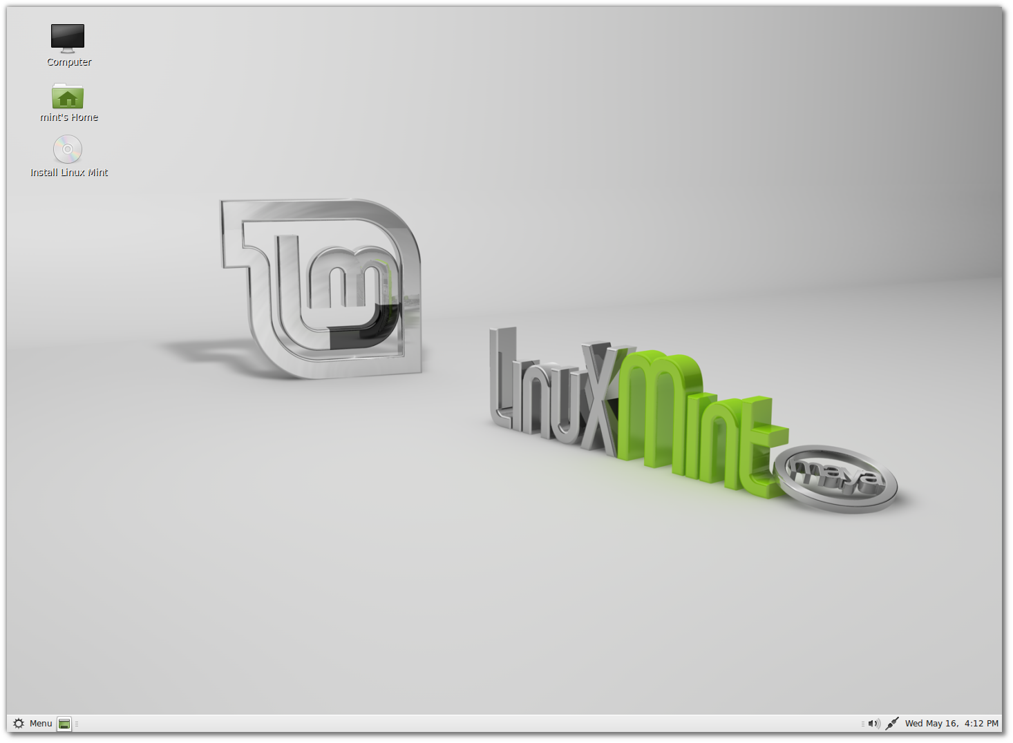 Linux Mint 13 Maya