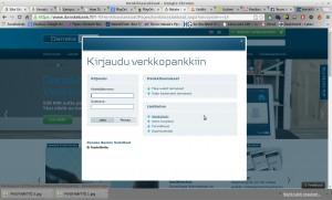 Sampopankki Danske Bank - Google Chrome