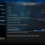 XBMC Asetukset tekstitykset XBMC Media Center