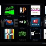 Lisäosat XBMC Media Center XBMC lisaosat