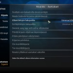 musiikki xbmc asetukset Scraper XBMC Media Center
