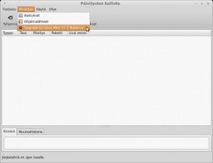 Päivitä Linux Mint 17 seuraavaan versioon